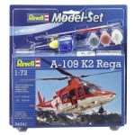Revell 1:72 A-109 K2 Rega Model Set